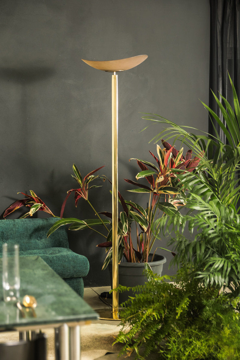 Tebe Floor Lamp by Artemide 1989