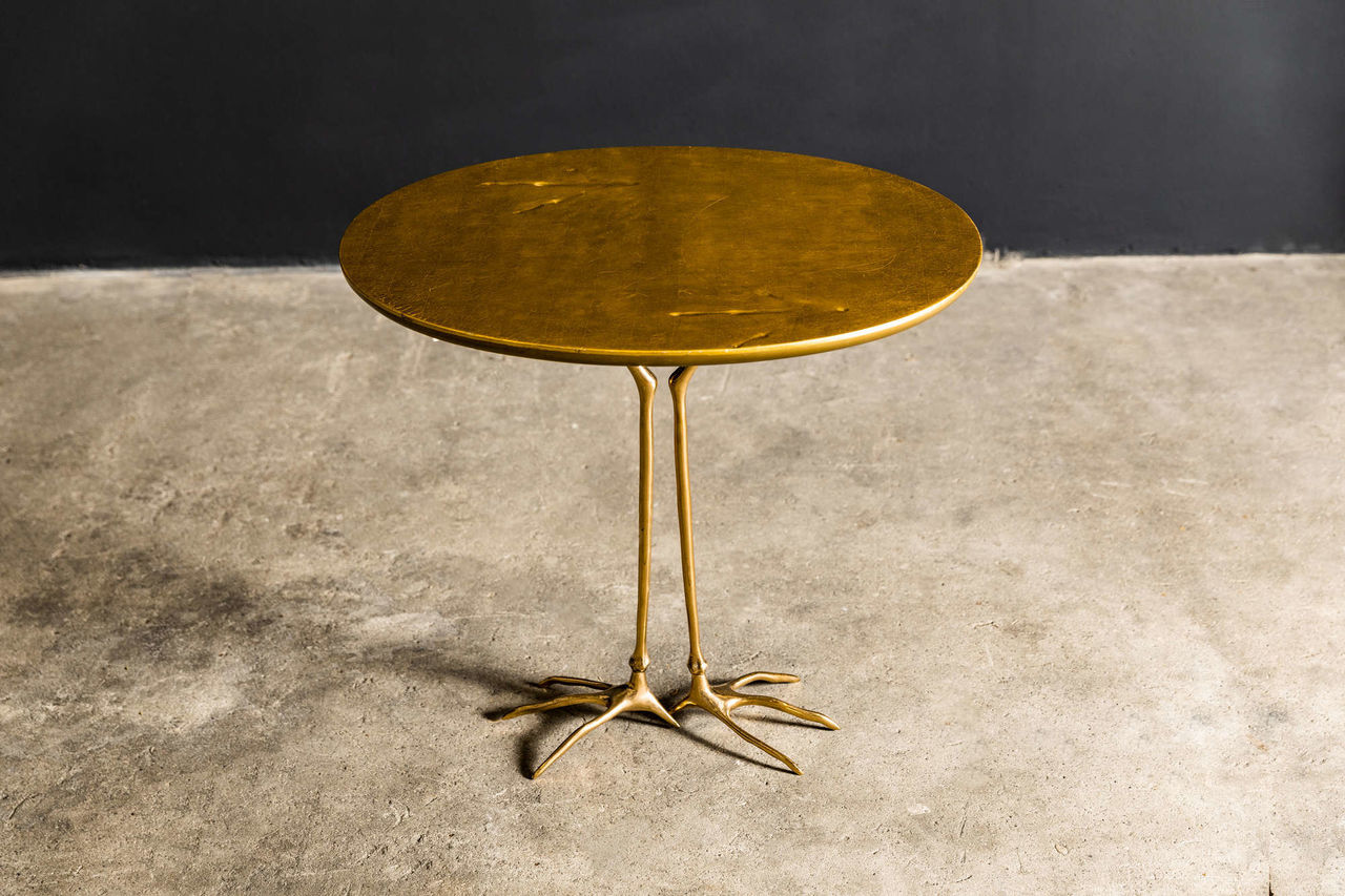 Traccia Table by Meret Oppenheim for Simon Gavina