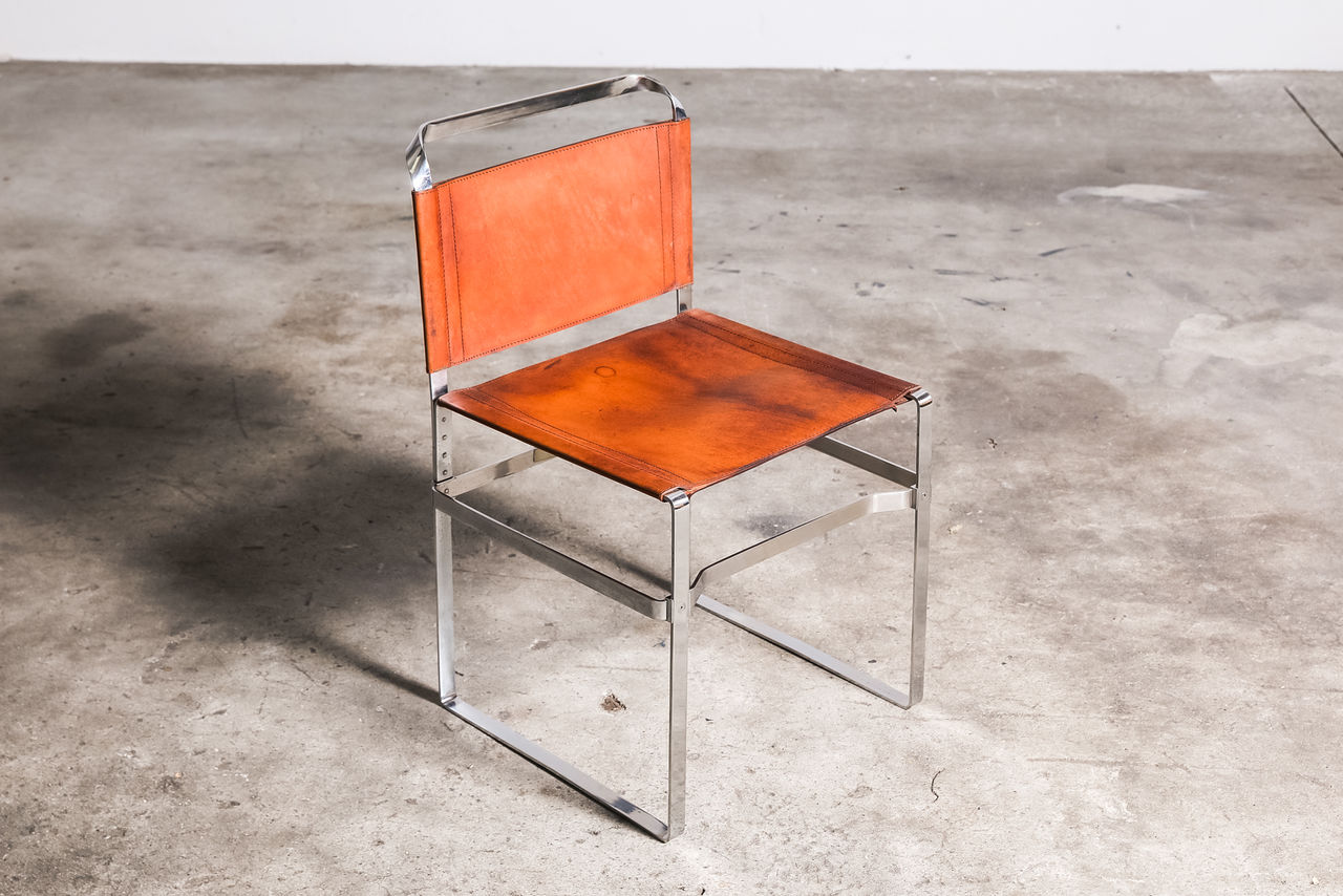 Uli chair by David Xavier for Ny Form 1970