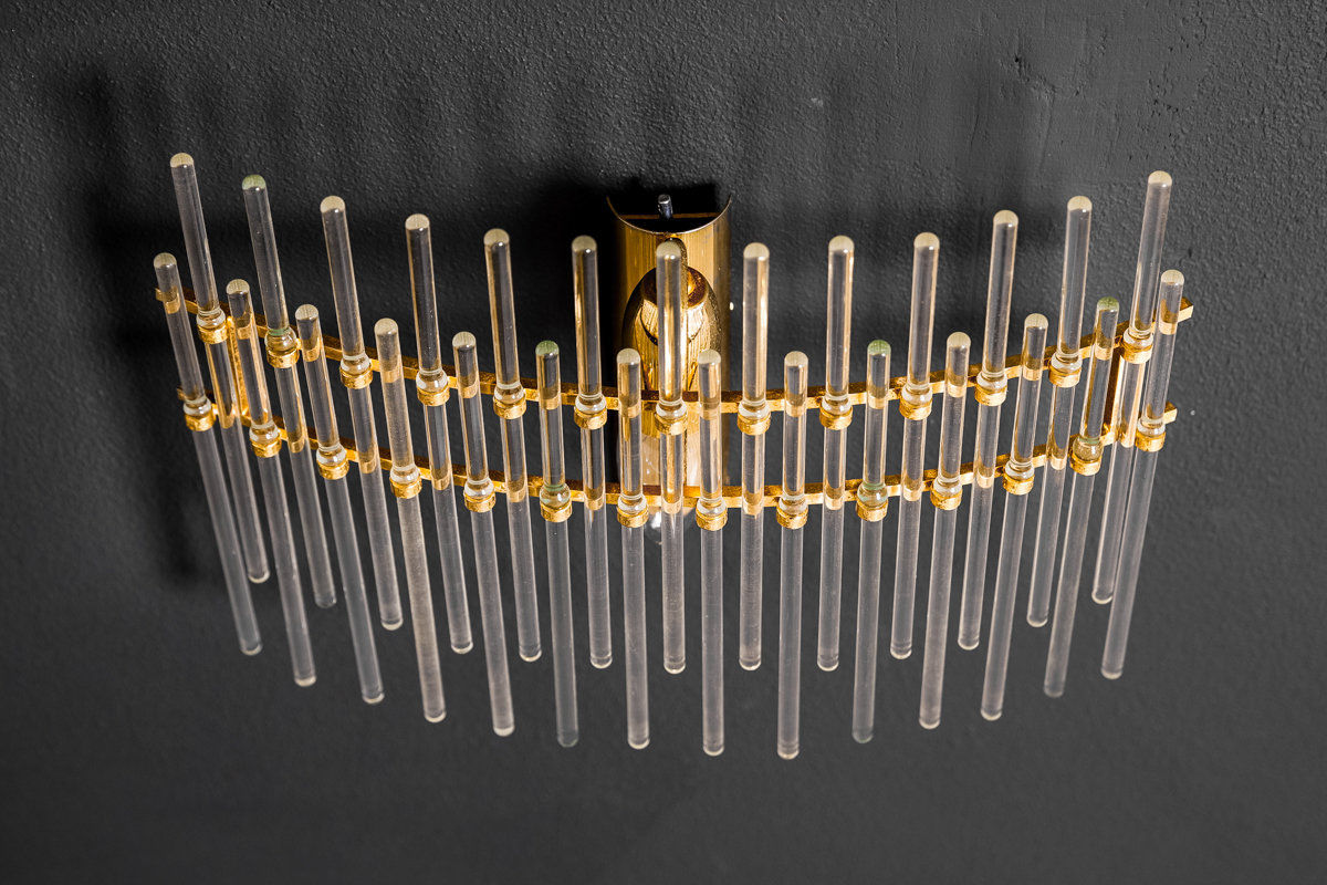 Wall light by Gaetano Sciolari