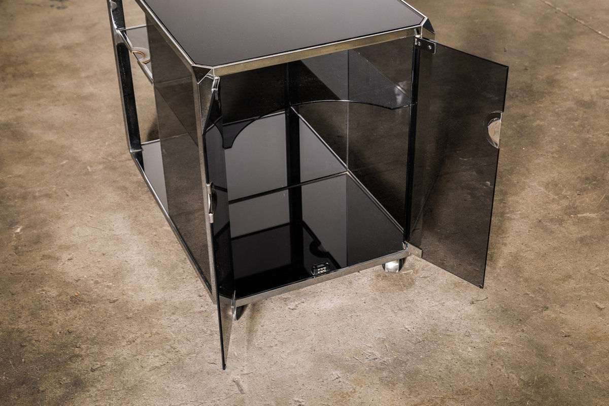 Willy Rizzo Bar cart
