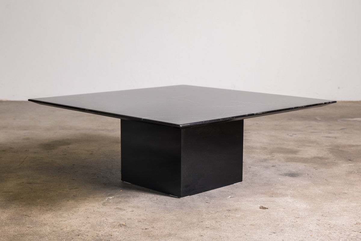 fake marble table